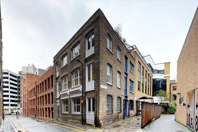 Office for Rent on 1 Motley Avenue, London Shoreditch