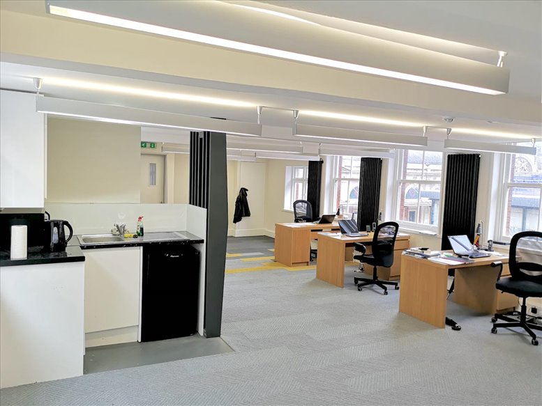Photo of Office Space on 69-70 Long Lane, London Barbican