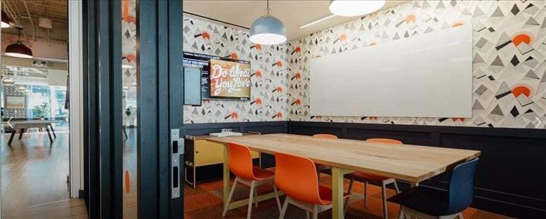 Photo of Office Space on The Hewett, Curtain Road, Hackney Shoreditch
