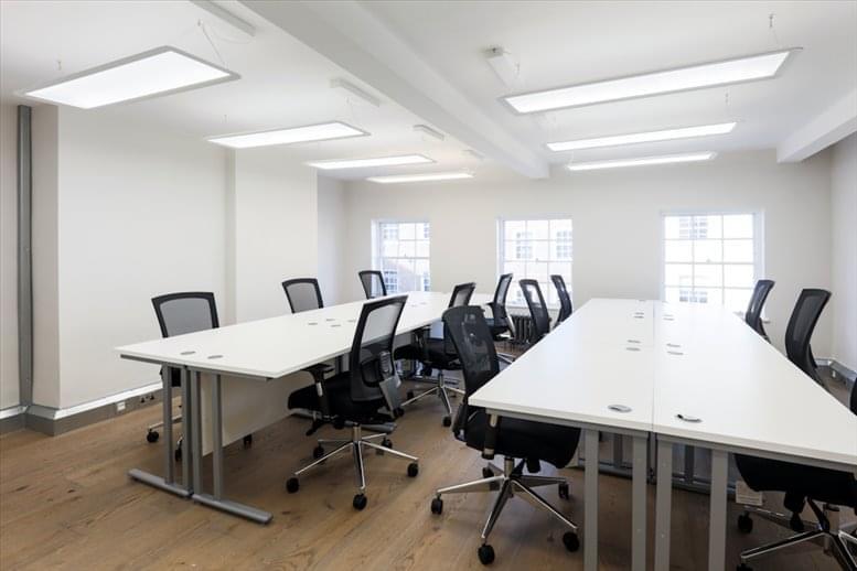 34 Tavistock Street Office for Rent Covent Garden