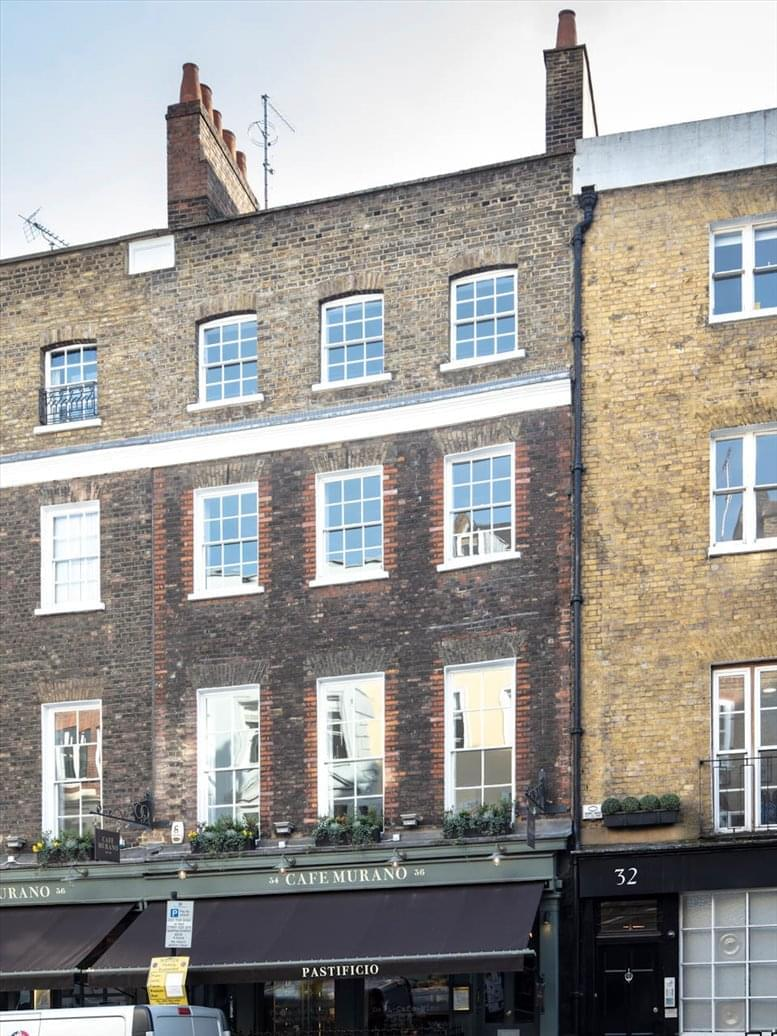 Picture of 34 Tavistock Street Office Space for available in Covent Garden