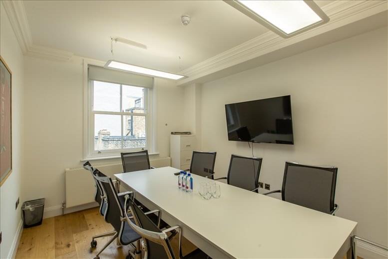 Covent Garden Office Space for Rent on 34 Tavistock Street