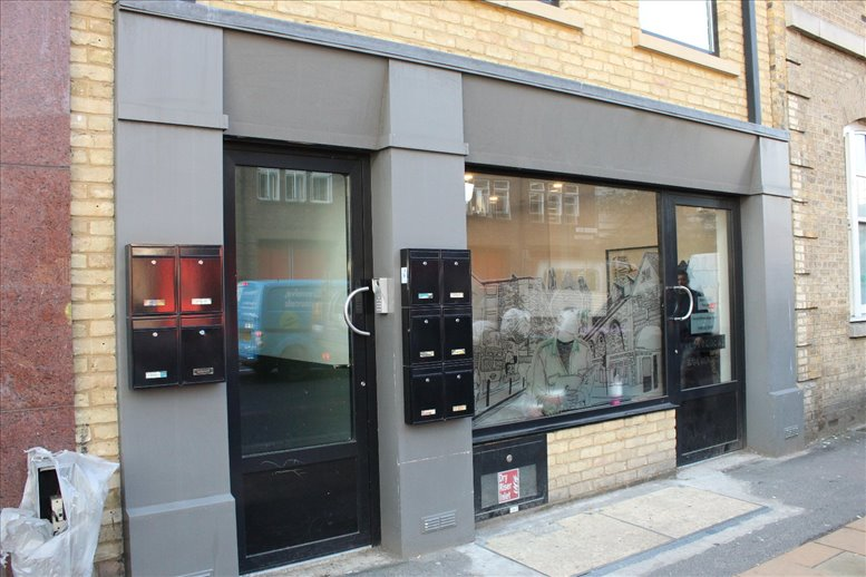 Office for Rent on 36a Commercial Road, Whitechapel Aldgate East