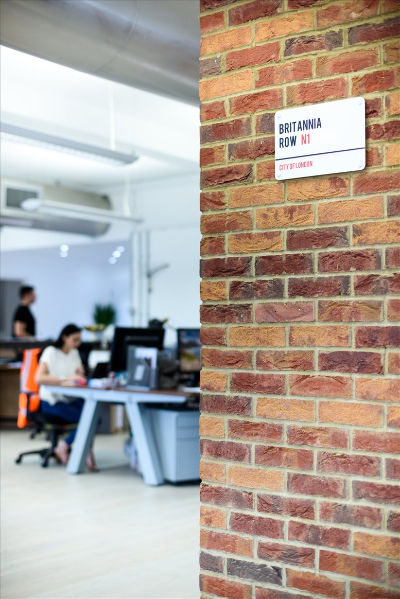 Photo of Office Space on 9 Curtain Road, Hackney Shoreditch