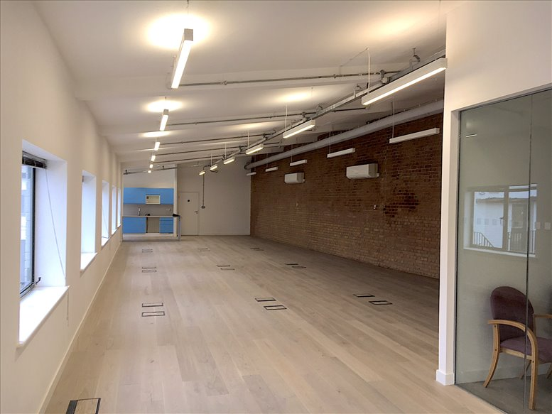 Office for Rent on 9 Curtain Road, Hackney Shoreditch