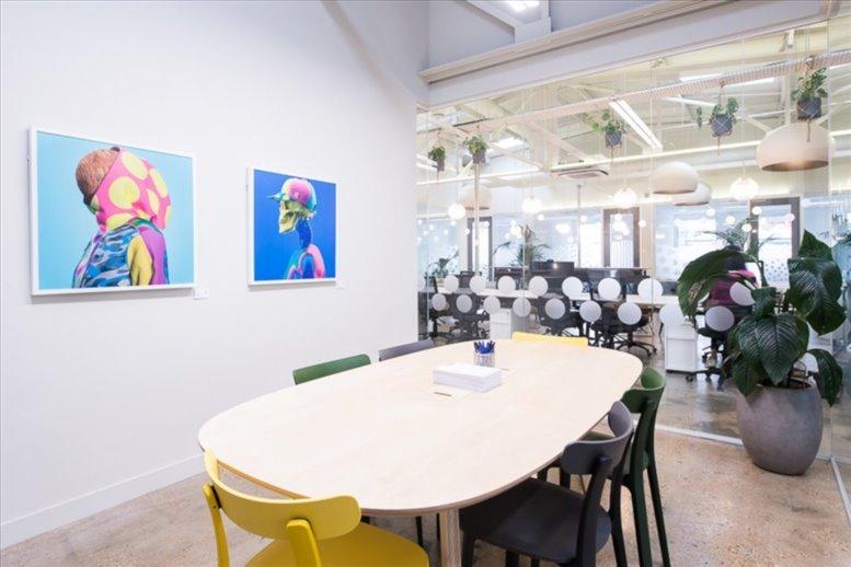 Photo of Office Space on Clifton House, 46 Clifton Terrace, Islington Finsbury Park