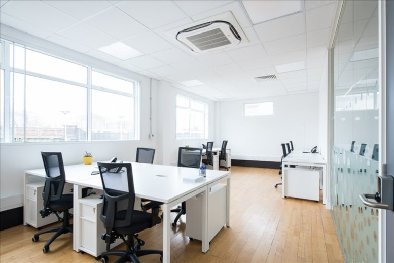 Office for Rent on Clifton House, 46 Clifton Terrace, Islington Finsbury Park