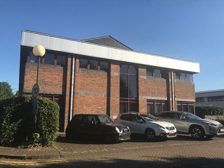 31 Metro Centre, Dwight Road, Tolpits Lane Office for Rent Watford