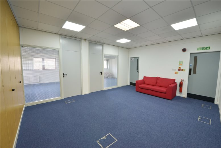 Picture of 31 Metro Centre, Dwight Road, Tolpits Lane Office Space for available in Watford