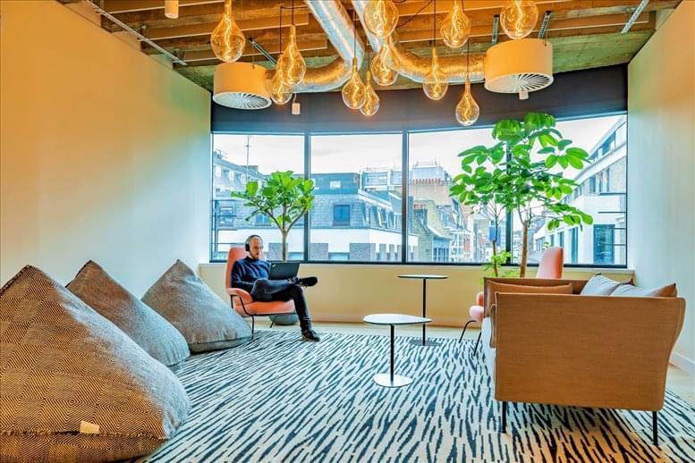 Photo of Office Space on 33 Broadwick Street - W1F