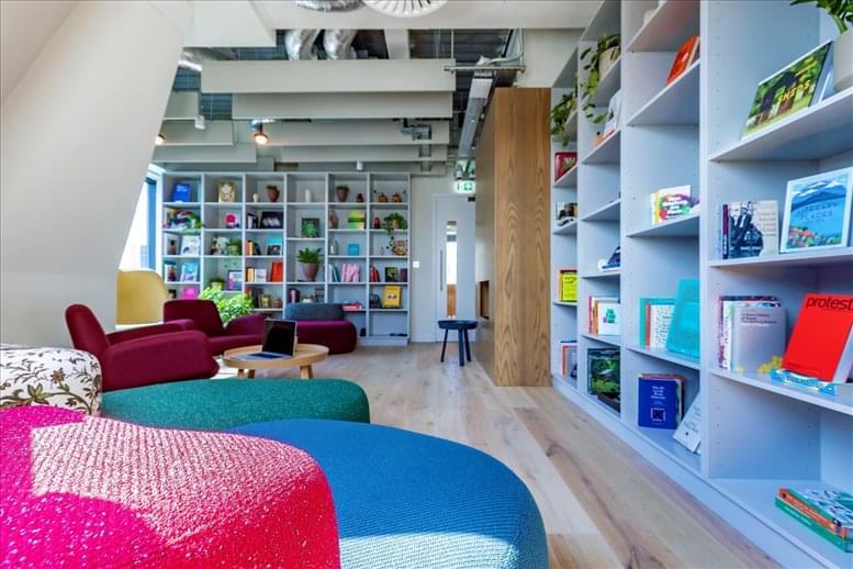Photo of Office Space on 33 Broadwick Street Soho