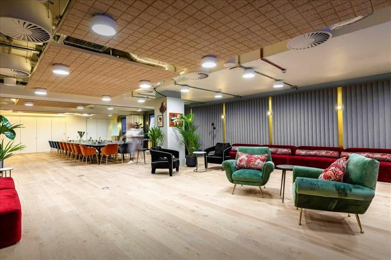 33 Broadwick Street Office for Rent Soho