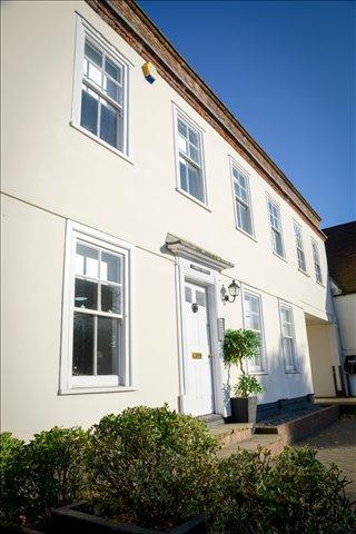 Photo of Office Space on Hurst House, High Street, Ripley, Woking - Chessington