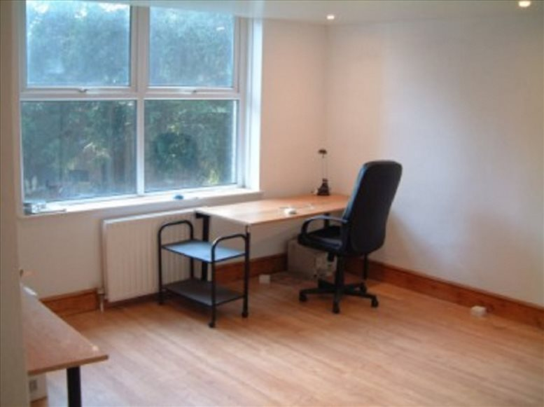 The Coach House, Ealing Green Office for Rent Ealing