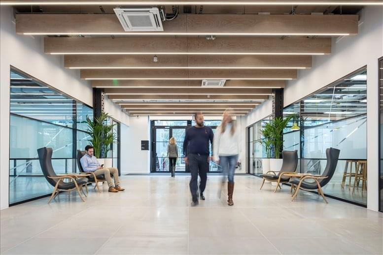 Power Studios, 114 Power Road Office for Rent Chiswick