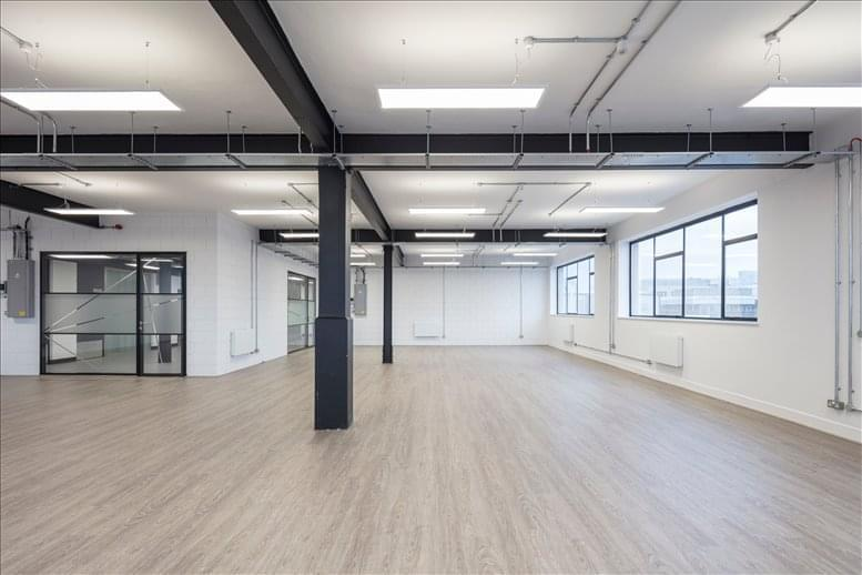 Picture of Power Studios, 114 Power Road Office Space for available in Chiswick