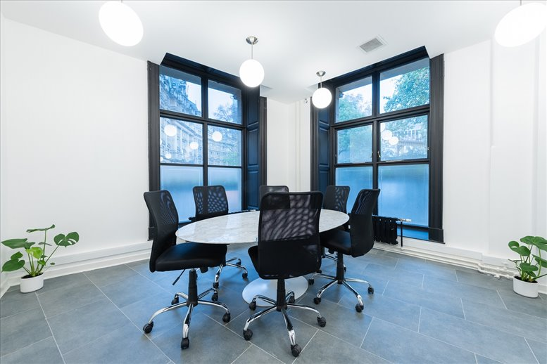 Photo of Office Space on 27 Finsbury Circus, City of London Liverpool Street