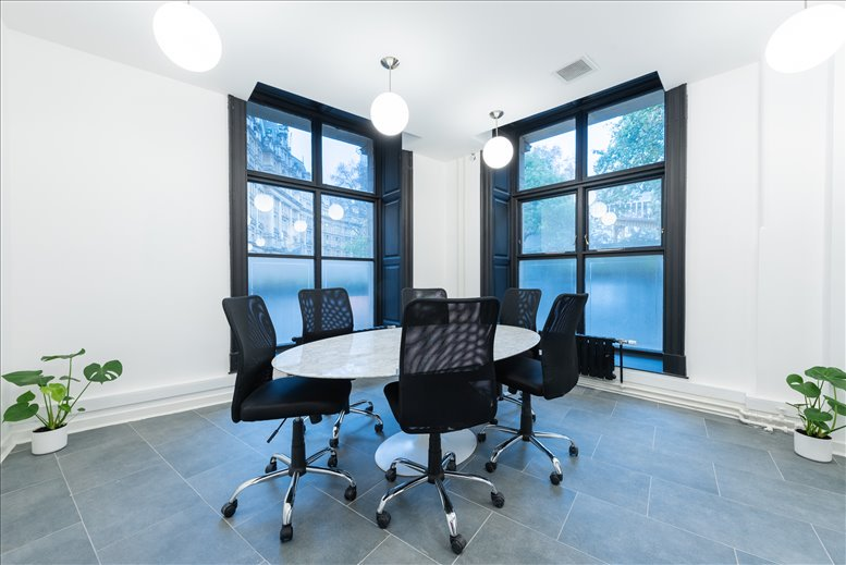 Office for Rent on 27 Finsbury Circus, City of London Liverpool Street