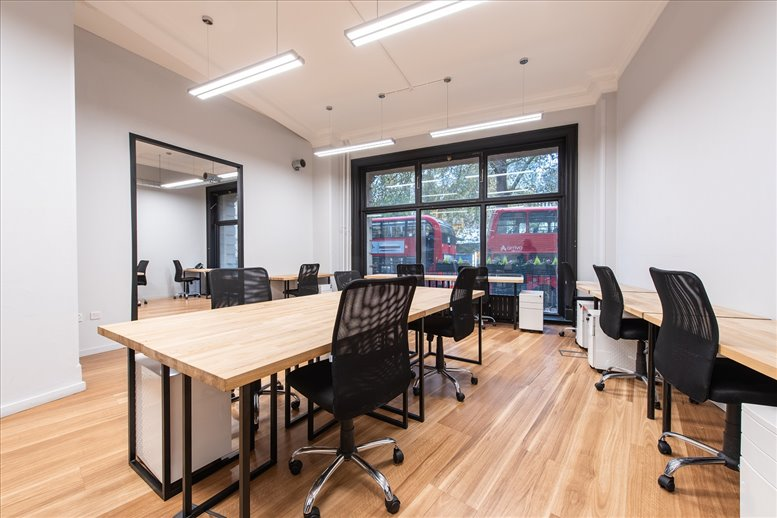 Image of Offices available in Liverpool Street: 27 Finsbury Circus, City of London