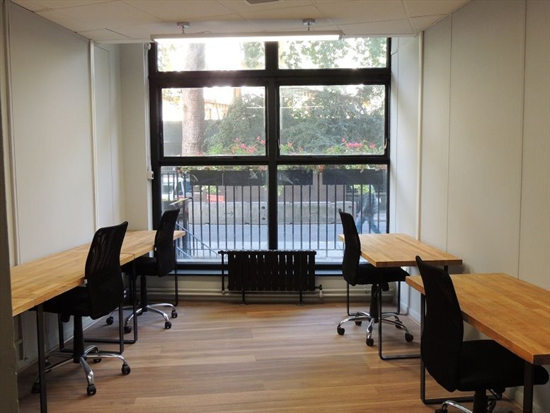 Rent Liverpool Street Office Space on 27 Finsbury Circus, City of London