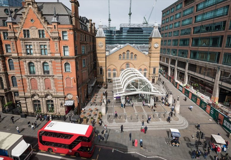 14 New Street, City of London available for companies in Liverpool Street