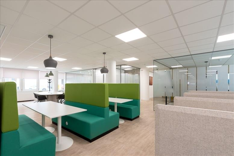 One Elmfield Park, Bromley, London Office Space Bromley