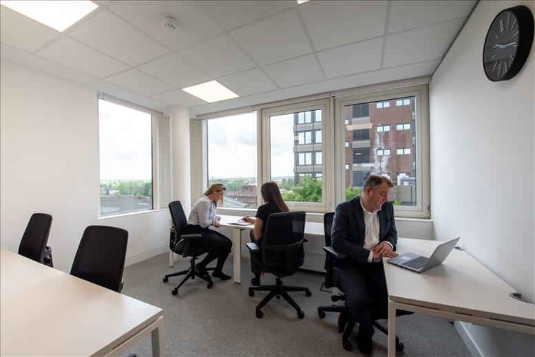 London Office Space In Bromley