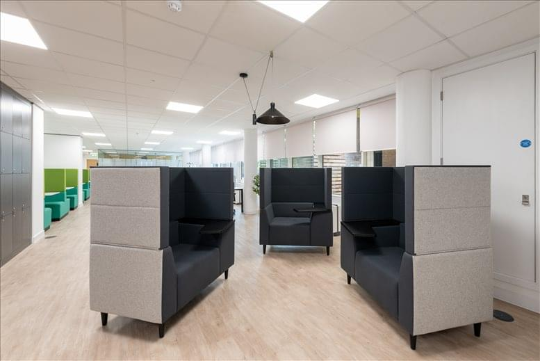 Rent Bromley Office Space on One Elmfield Park, Bromley, London