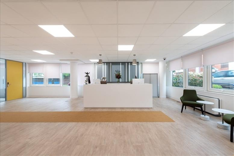 Photo of Office Space available to rent on One Elmfield Park, Bromley, London, Bromley