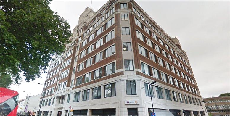 Photo of Office Space on 24 Eversholt Street, London Euston