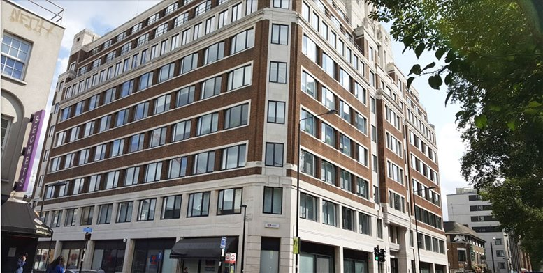 Picture of 24 Eversholt Street, London Office Space for available in Euston