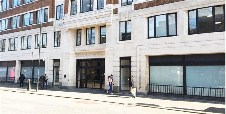 Office for Rent on 24 Eversholt Street, London Euston