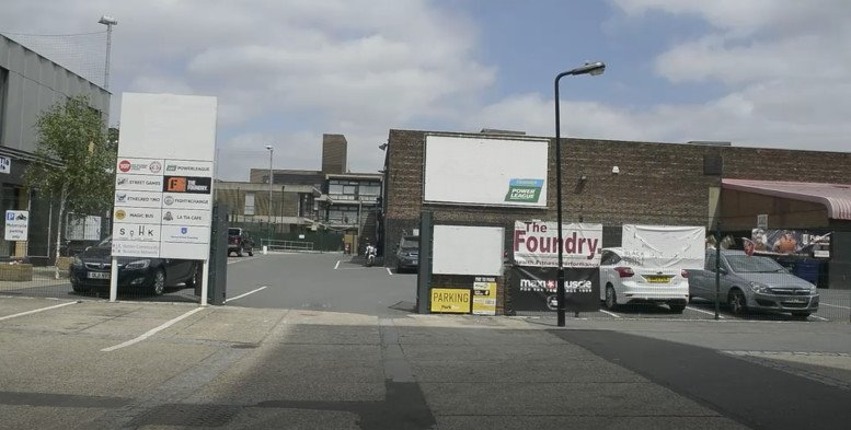 Image of Offices available in Lambeth: Black Prince Community Hub, 5 Beaufoy Walk, Lambeth