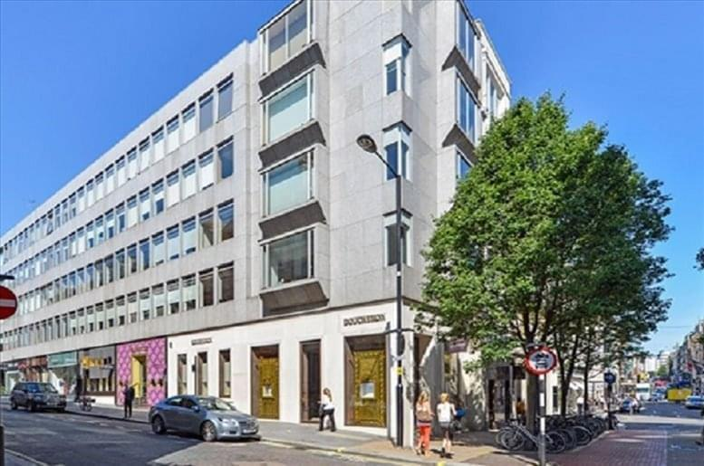 11-14 Grafton Street, Mayfair, London Office Space Piccadilly Circus