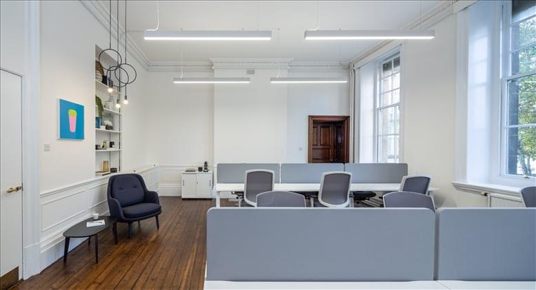 Hamilton House, 1 Temple Avenue, London Office Space Blackfriars