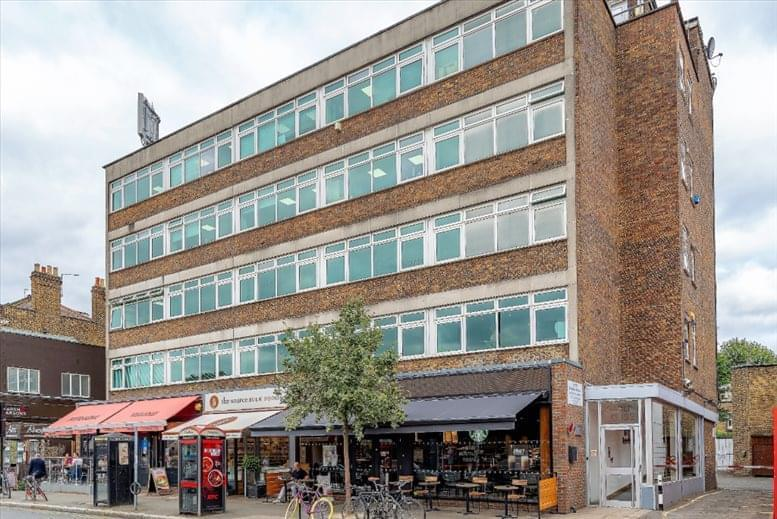 Office for Rent on Gable House, 18-24 Turnham Green Terrace, Chiswick Chiswick