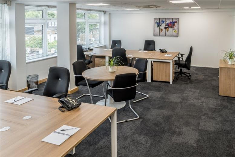 Rent Chiswick Office Space on Gable House, 18-24 Turnham Green Terrace, Chiswick