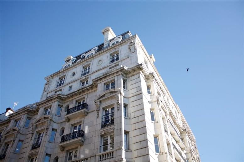 Lilly House, 13 Hanover Square, Central London available for companies in Mayfair