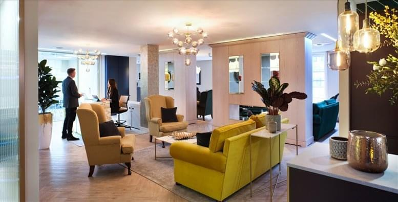 Lilly House, 13 Hanover Square, Central London Office for Rent Mayfair
