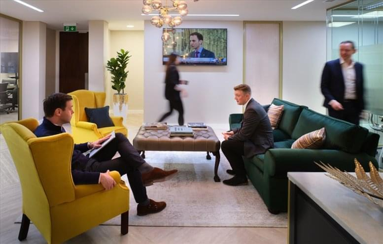 Office for Rent on Lilly House, 13 Hanover Square, Central London Mayfair
