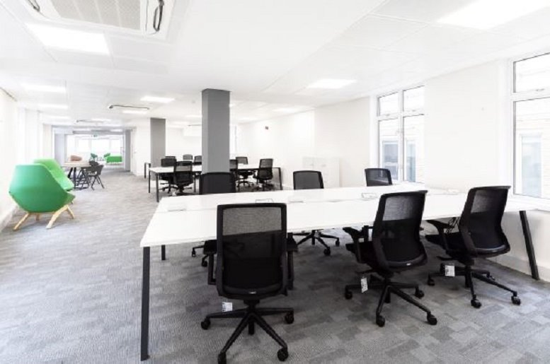 Photo of Office Space on 15 Basinghall Street, The City Moorgate