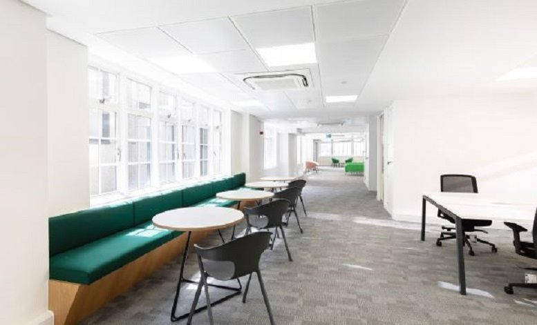 15 Basinghall Street, The City Office for Rent Moorgate