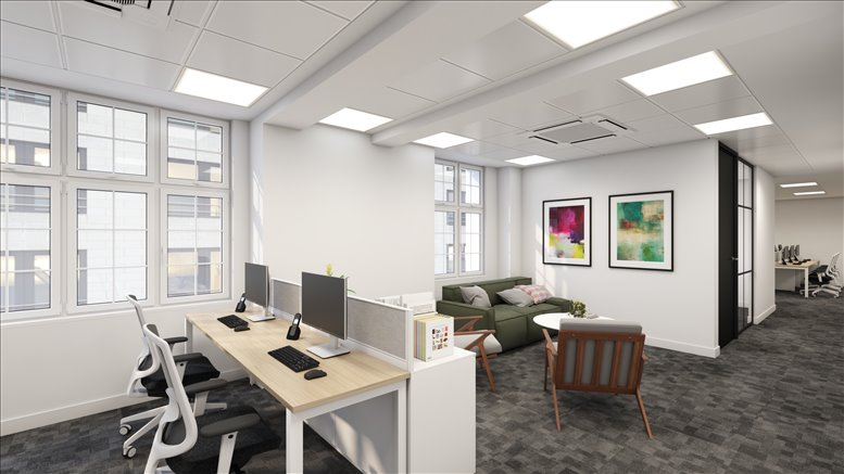 Image of Offices available in Moorgate: 15 Basinghall Street, The City