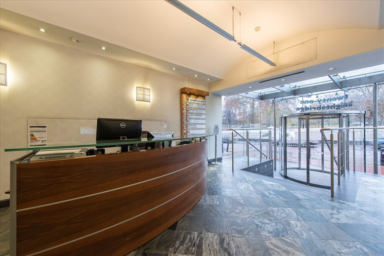 Photo of Office Space on 21 Knightsbridge, Central London Knightsbridge