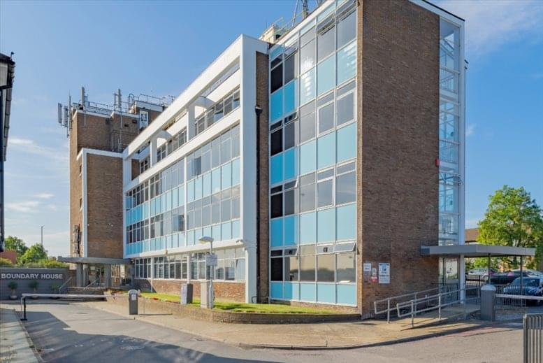 Picture of Boston Road, Hanwell Office Space for available in Brentford