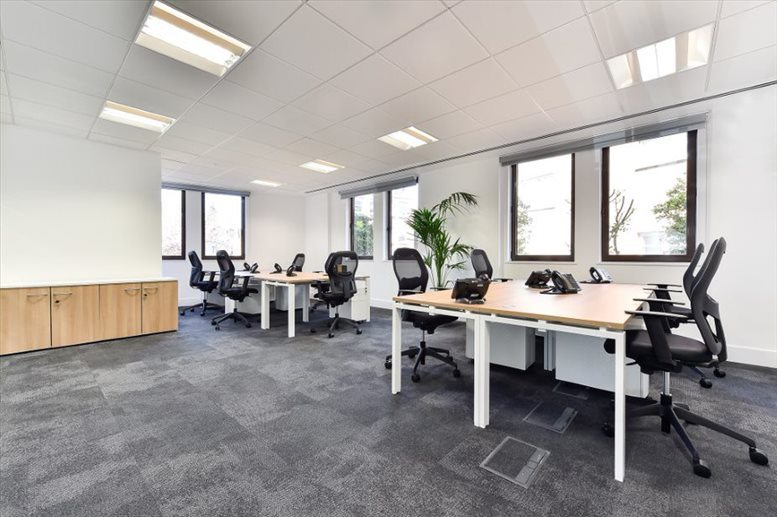 Image of Offices available in Richmond: Oriel House, 26 The Quadrant