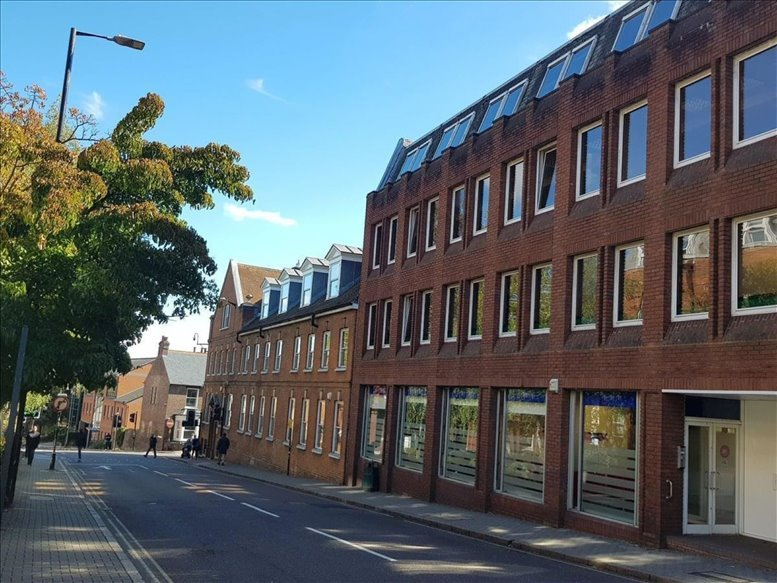 Photo of Office Space on 54 - 56 Victoria Street, St Albans - AL1