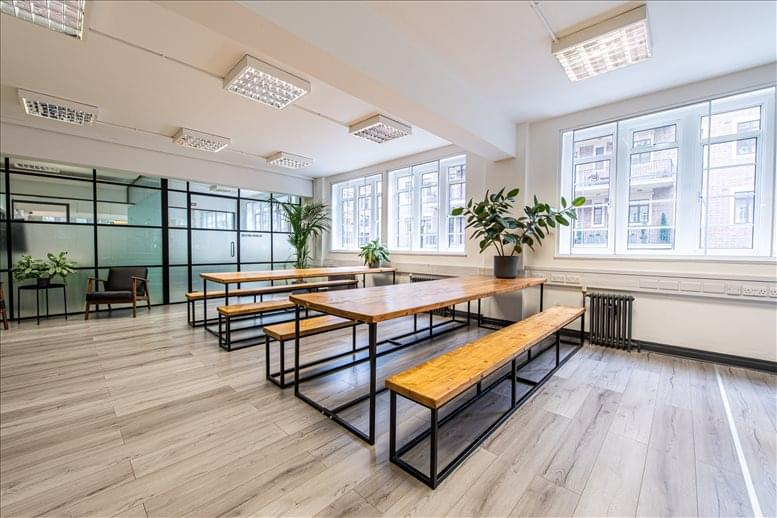 Office for Rent on Dean Bradley House, 52 Horseferry Road, Westminster Westminster