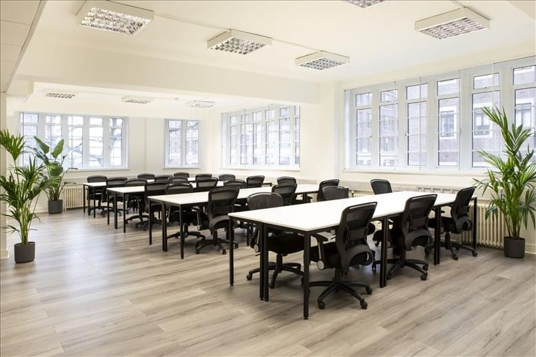 Image of Offices available in Westminster: Dean Bradley House, 52 Horseferry Road, Westminster