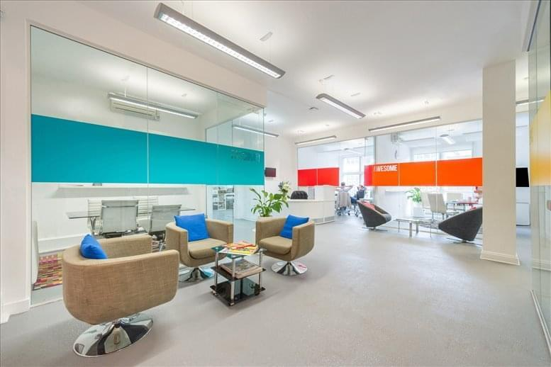 Picture of 57-61 Charterhouse Street, Farringdon, London Office Space for available in Farringdon